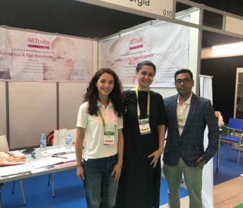 Keti osidze, innova medical, tbilisi - Eshre 2018