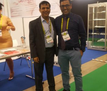 Dilip patil, Trivector Biomed at ARTbaby - 010 - 2018