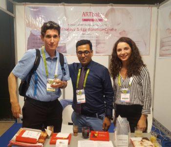 debievse pascal | ARTbaby India Georgia | Eshre 2018