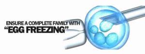 Oocyte Cryopreservation or Egg Freezing