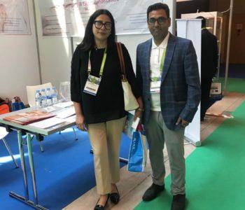 Dr. Sabina shrestha, Nepal at ARTbaby - eshre 2018