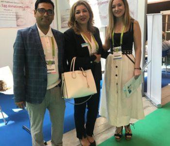 Saghar kasiri, Business institut marques - ARTbaby - Eshre 2018