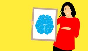 pregnancy impact mother's brain
