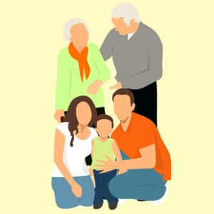 family gathering: Mother life style and male child fertility